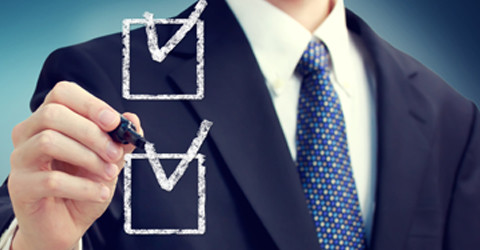 metrics checklist